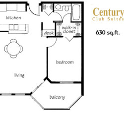 Century Club Floor Plans – Langley BC